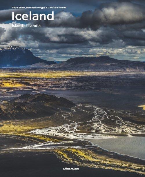 Iceland - okładka książki