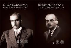 Ignacy Matuszewski. Nie ma wolności - okładka książki