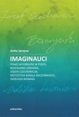Imaginauci - okładka książki