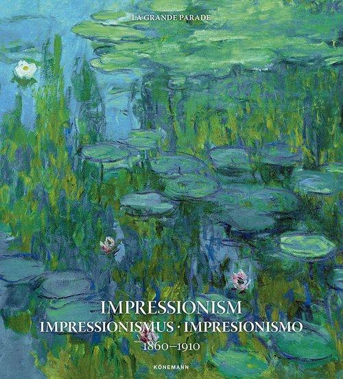 Impressionism 1860-1910 - okładka książki