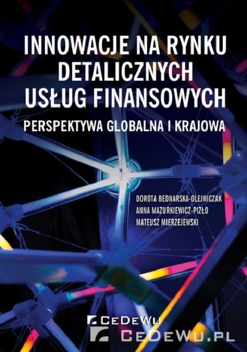 Innowacje na rynku detalicznych - okładka książki