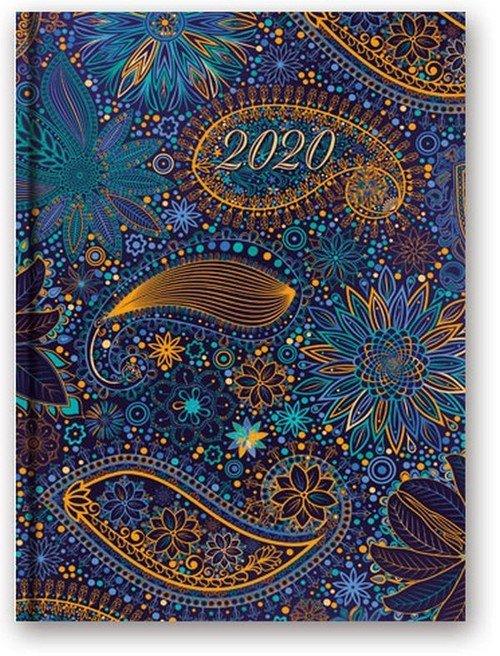 Kalendarz 2020 A5 dzienny Orient - okładka książki
