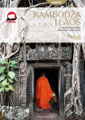 Kambodża i Laos - okładka książki