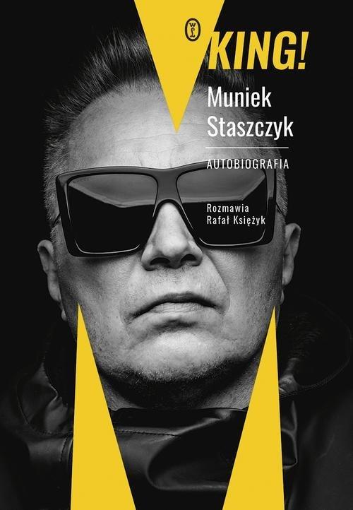 King! Autobiografia - okładka książki