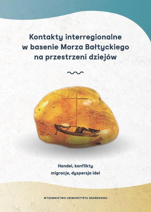 Kontakty interregionalne w basenie - okładka książki