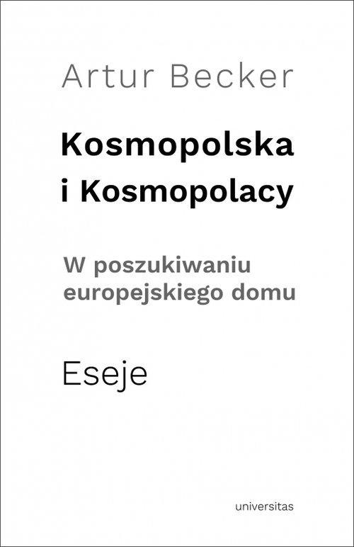 Kosmopolska i Kosmopolacy. W poszukiwaniu - okładka książki