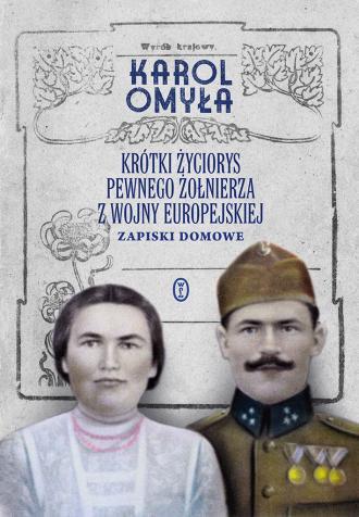 Krótki życiorys pewnego żołnierza - okładka książki