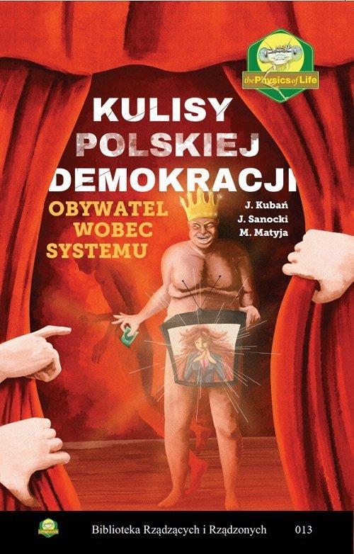 Kulisy polskiej demokracji. Obywatel - okładka książki