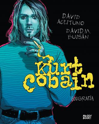 Kurt Cobain. Biografia - okładka książki