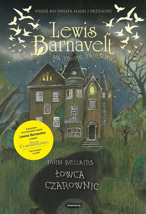 Lewis Barnavelt na tropie tajemnic. - okładka książki