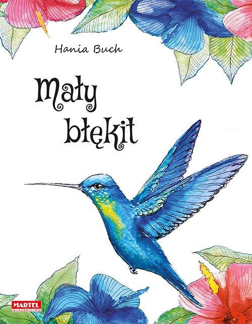 Mały błękit - okładka książki
