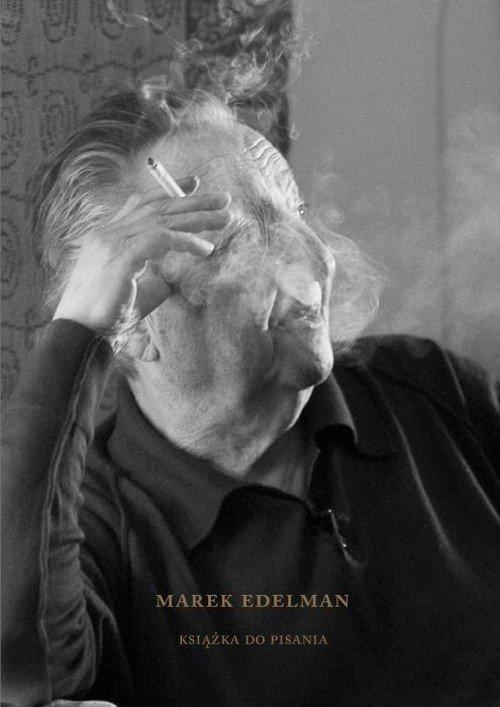 Marek Edelman. Książka do pisania - okładka książki