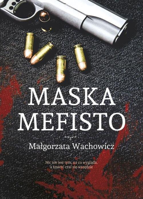 Maska Mefisto - okładka książki