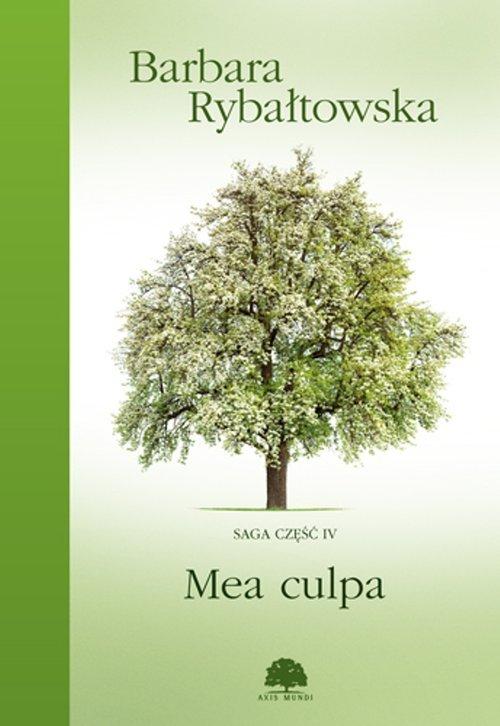 Mea culpa. Saga cz. 4 - okładka książki