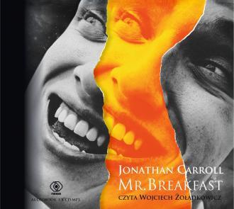 Mr. Breakfast (CD mp3) - pudełko audiobooku