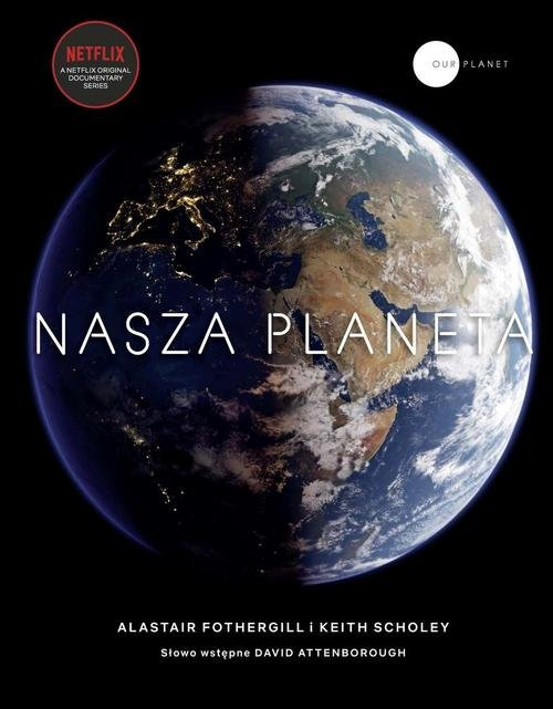 Nasza planeta - okładka książki