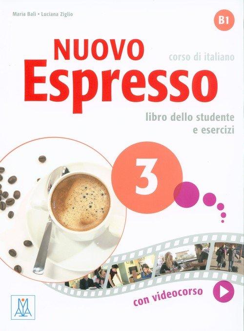 Nuovo Espresso 3 Libro dello studente - okładka podręcznika