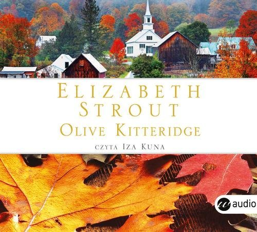 Olive Kitteridge (CD mp3) - pudełko audiobooku