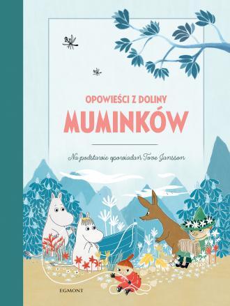 Opowieści z Doliny Muminków - okładka książki