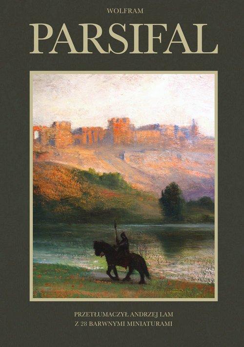 Parsifal - okładka książki