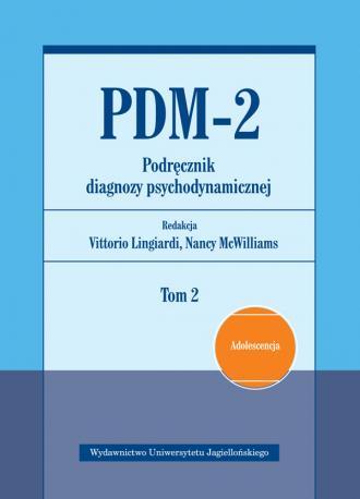 pdm 2 podręcznik diagnozy psychodynamicznej tom 2