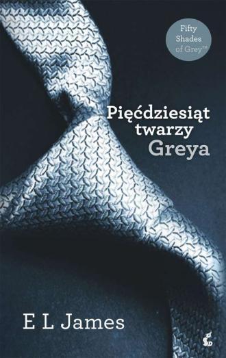Pięćdziesiąt twarzy Greya (kieszonkowe) - okładka książki