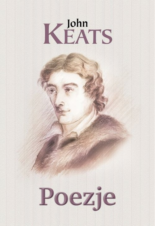 Poezje Keats - okładka książki