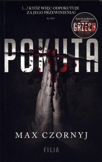 Pokuta (kieszonkowe) - okładka książki