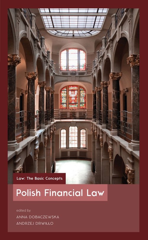 Polish Financial Law - okładka książki