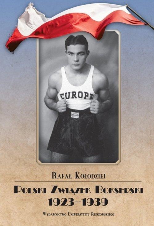 Polski Związek Bokserski 1923-1939 - okładka książki