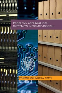 Problemy archiwalnych systemów - okładka książki