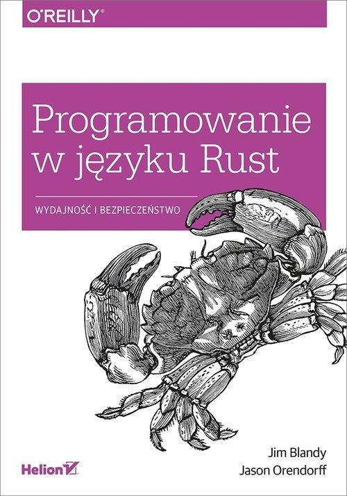 Programowanie w języku Rust. Wydajność - okładka książki