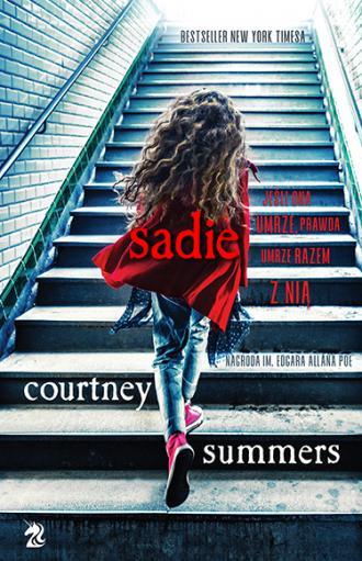 Sadie - okładka książki