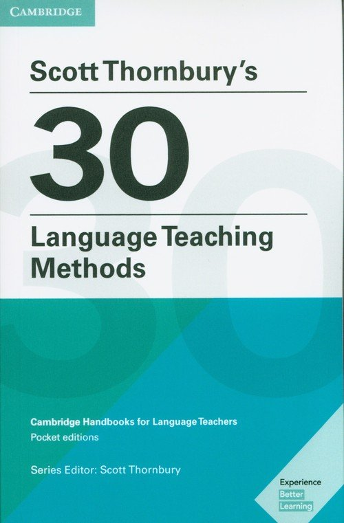 Scott Thornburys 30 Language Teaching - okładka podręcznika