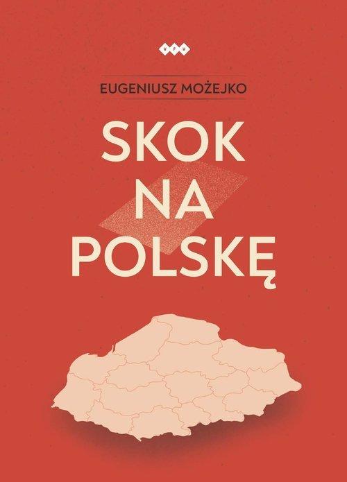 Skok na Polskę - okładka książki