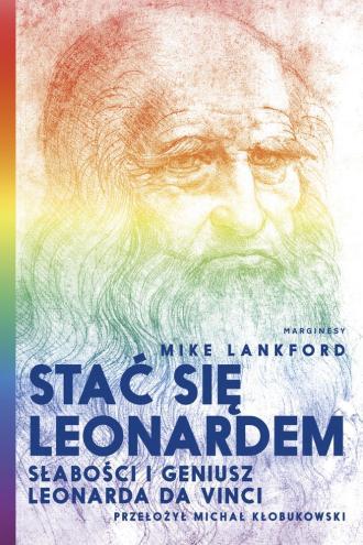Stać się Leonardem - okładka książki