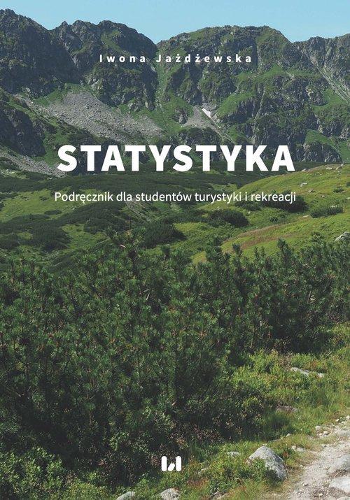 Statystyka. Podręcznik dla studentów - okładka podręcznika