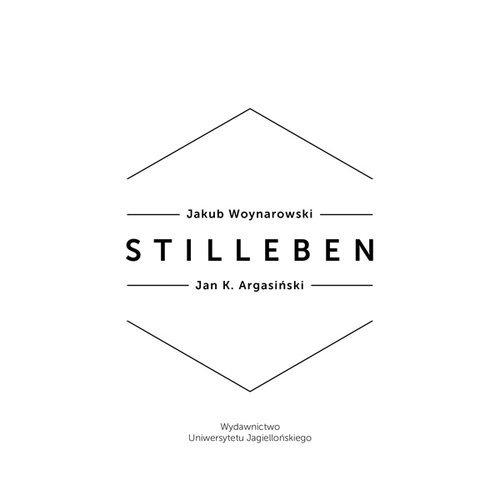 Stilleben - okładka książki