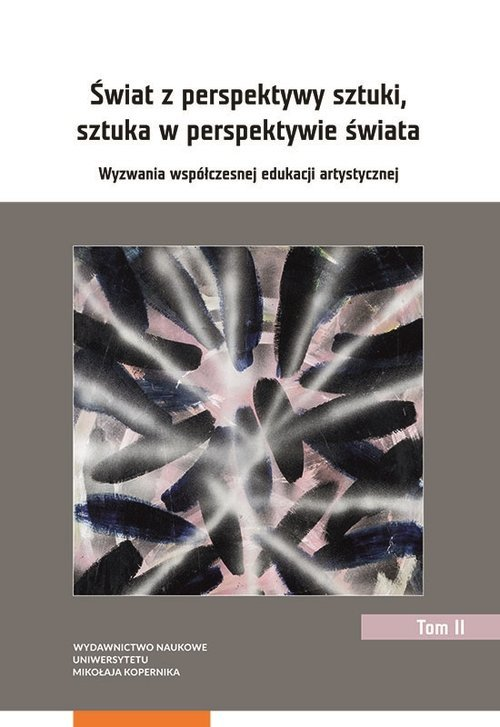 Świat z perspektywy sztuki, sztuka - okładka książki