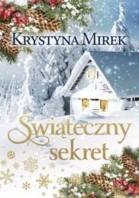 Świąteczny sekret - okładka książki