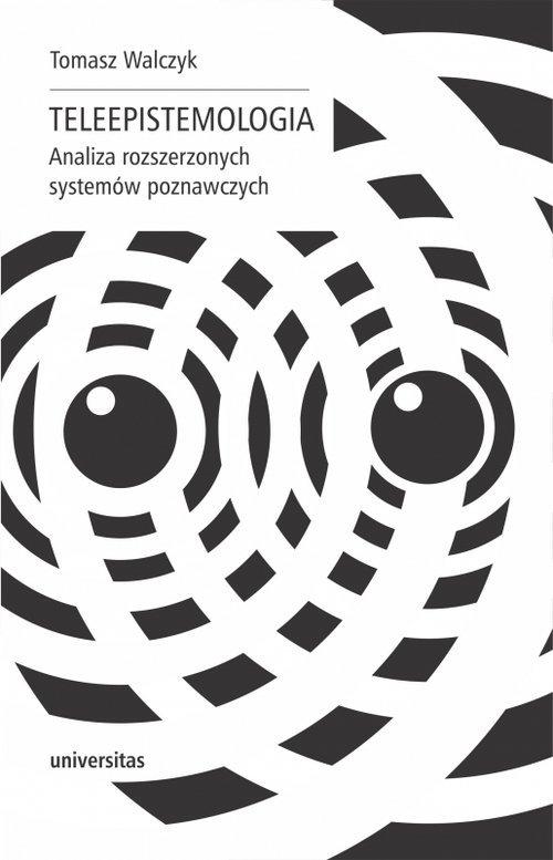 Teleepistemologia. Analiza rozszerzonych - okładka książki