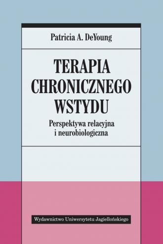 Terapia chronicznego wstydu. Perspektywa - okładka książki
