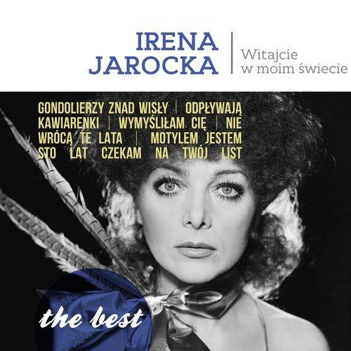 The best: Witajcie w moim świecie - okładka płyty