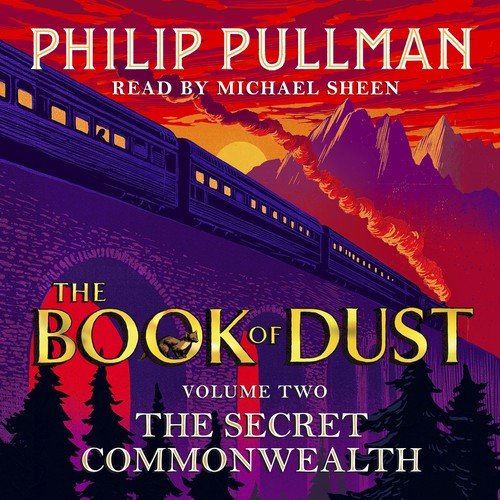 The Secret Commonwealth. The Book - pudełko audiobooku