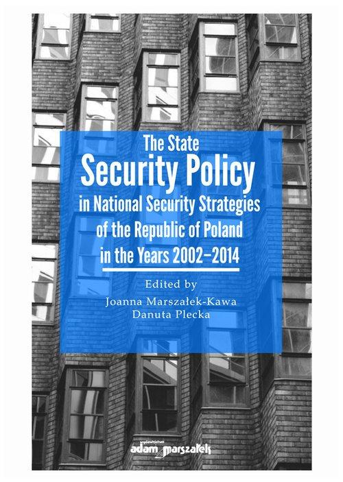The State Security Policy in National - okładka książki