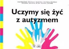 Uczymy się żyć z autyzmem - okładka książki