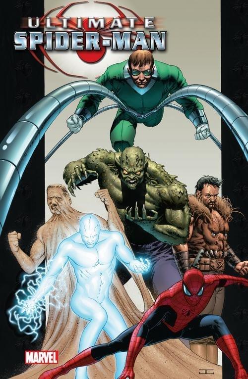 Ultimate Spider-Man. Tom 5 - okładka książki