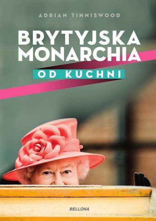W cieniu tronu. Brytyjska monarchia - okładka książki