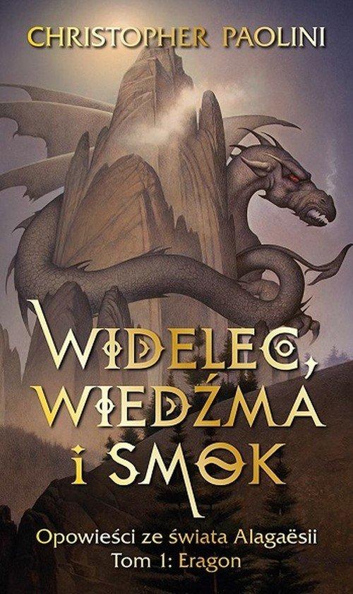 Widelec, wiedźma i smok. Opowieści - okładka książki