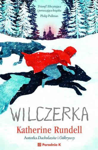 Wilczerka - okładka książki